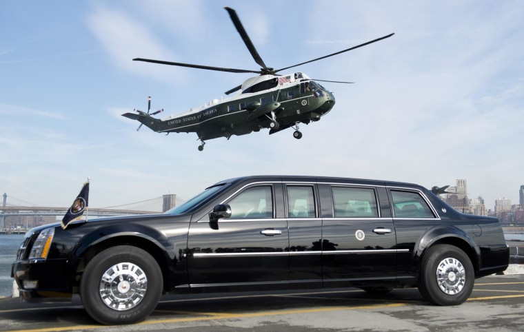 Wanted New Limo To Carry The President Must Be Made In Usa