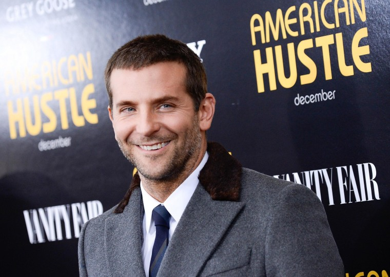 """Bradley Cooper, one of the starts of Sony's """"American Hustle."""" Sony Pictures will announce layoffs, a source told Reuters."""