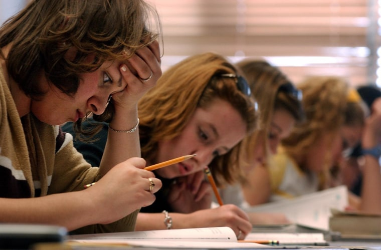 Could School Testing Be Driving ADHD?