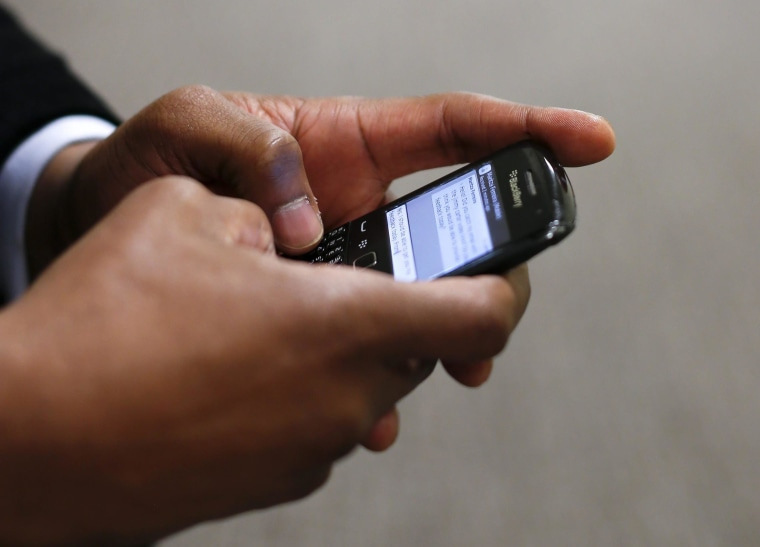 Image: NSA allegedly collecting mobile phone text messages worldwide