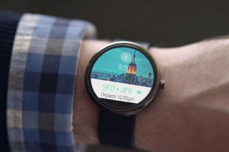 Google Android Wear Watch