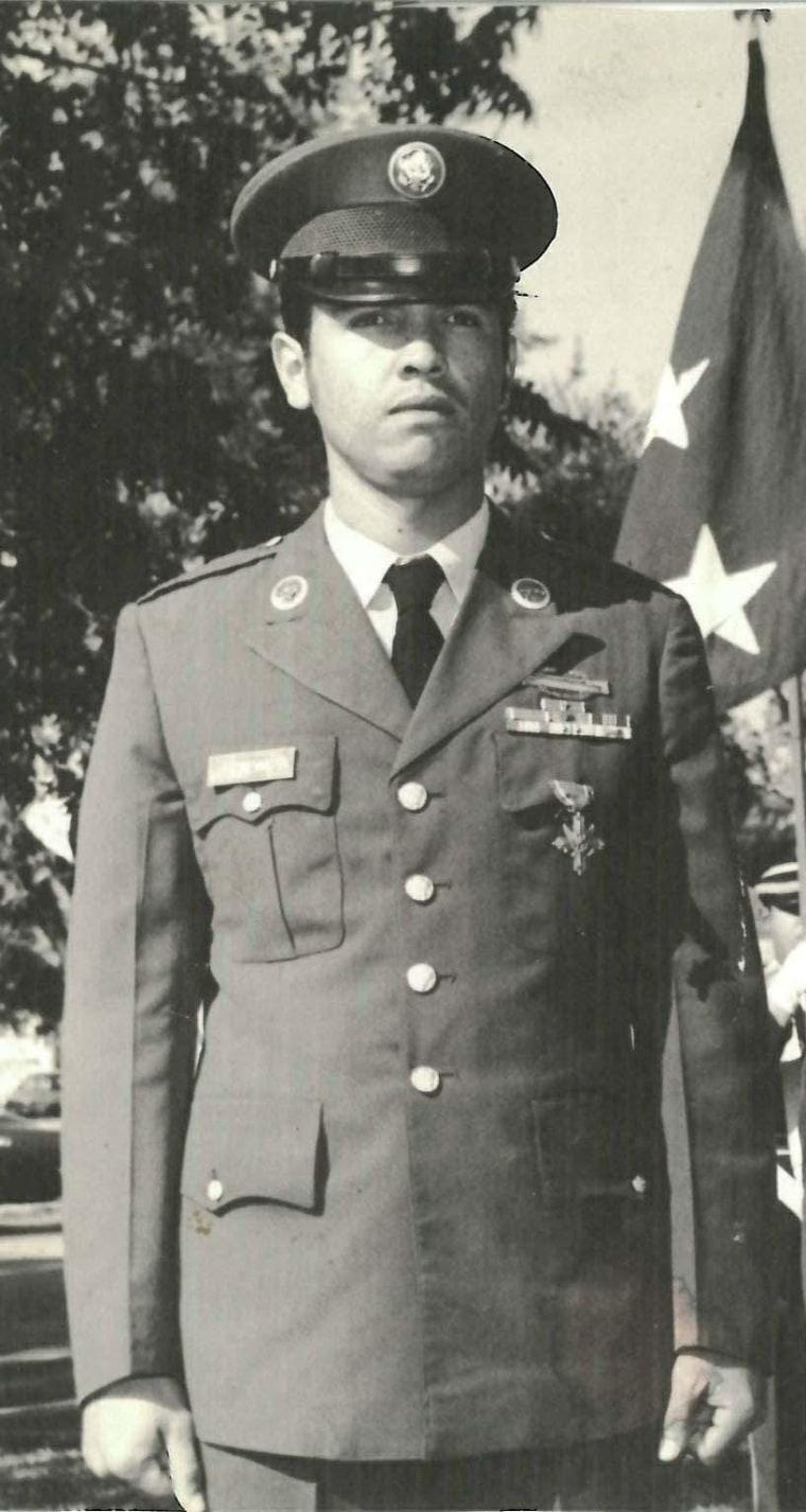Sgt. Santiago J. Erevia