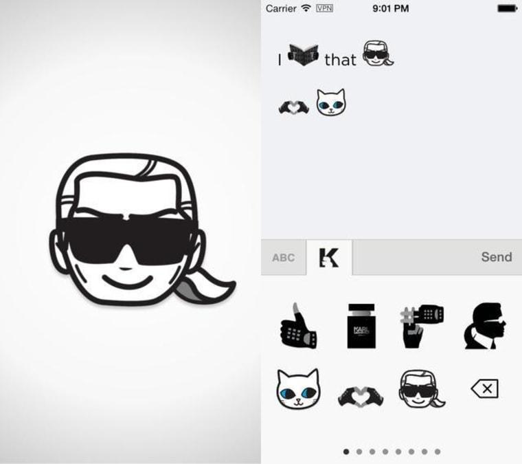 The emotiKarl App