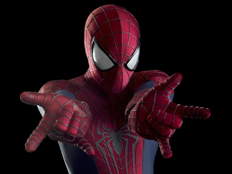 IMAGE: Amazing Spider-Man 2
