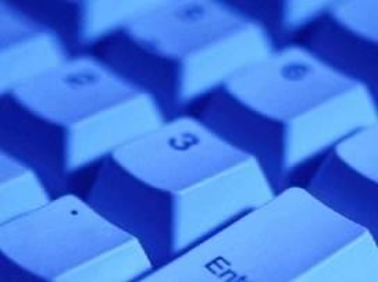 IMAGE: computer keyboard