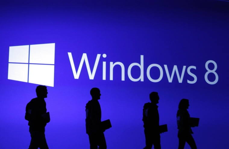 Microsoft Windows 8 operating system was launched in 2012. A former employee faces charges for leaking proprietary secrets about it to a blogger.
