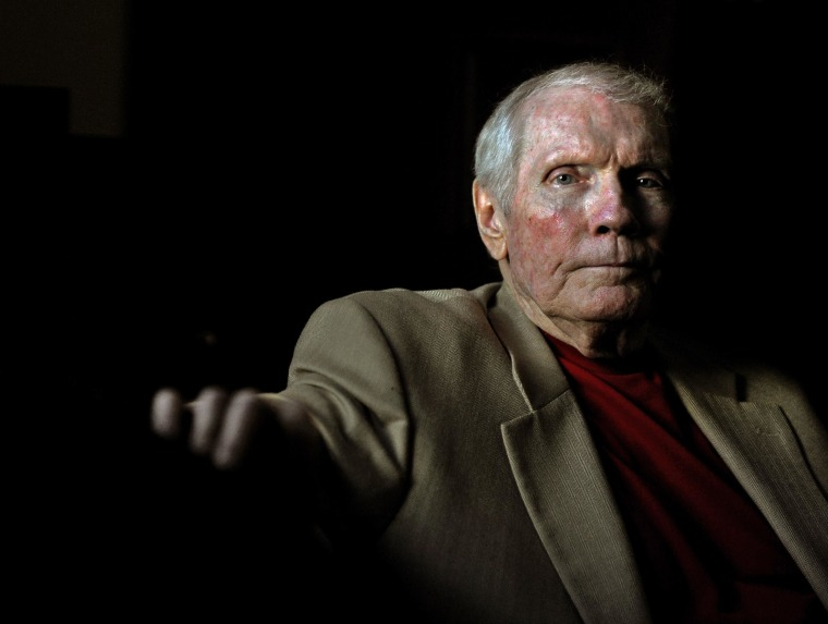 The Rev. Fred Phelps of the controversial Westboro Baptist Church in Topeka, Kan.