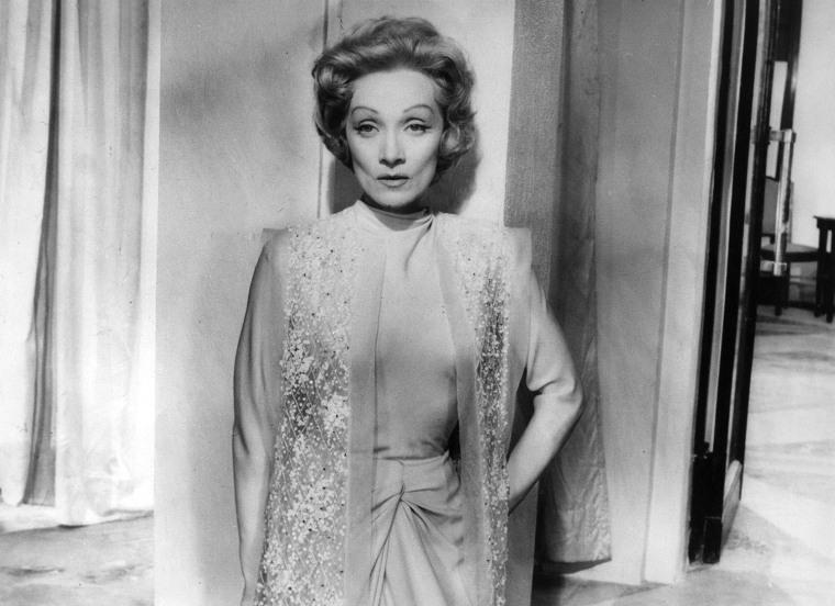 Image: Marlene Dietrich