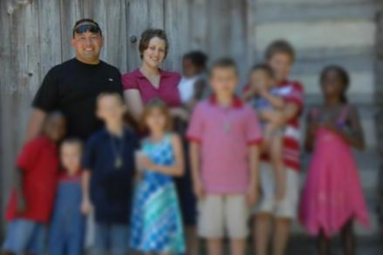 Image: The Kruse family