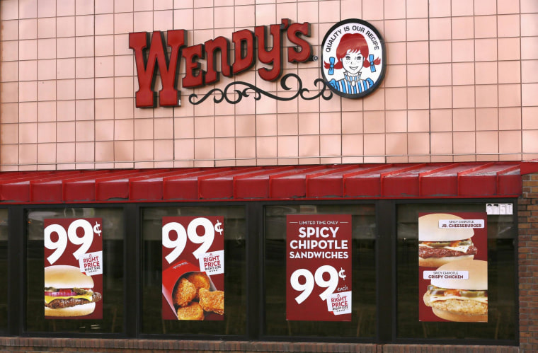 Wendy's is rolling out a program that lets customers pay using their smartphones, following a similar plan unveiled by Burger King.