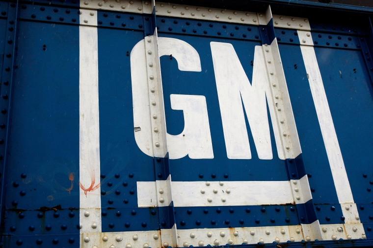 Image: FILE: GM Recalls 1.5M Vehicles
