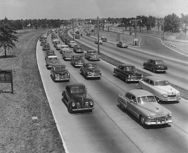Grand Central Parkway Traffic