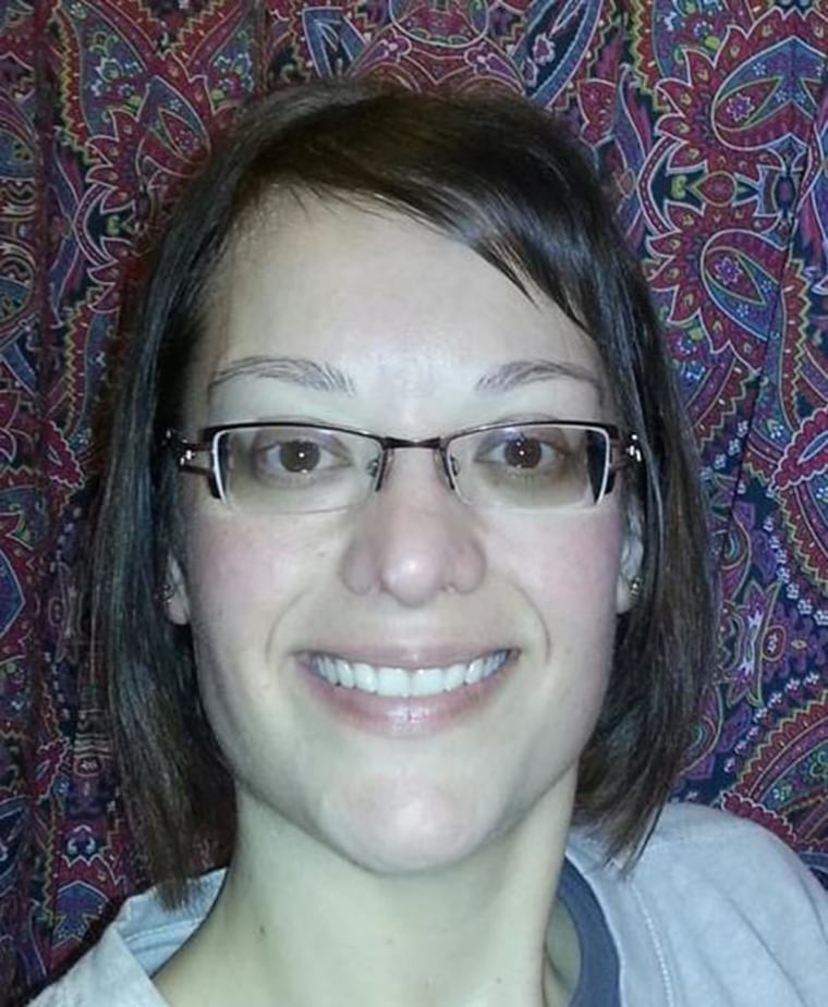 Amanda Lennick has been missing since Saturday's mudslide.