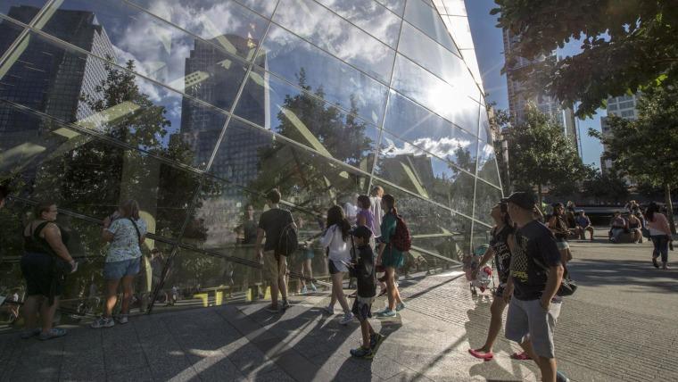 Image: The National September 11 Memorial & Museum