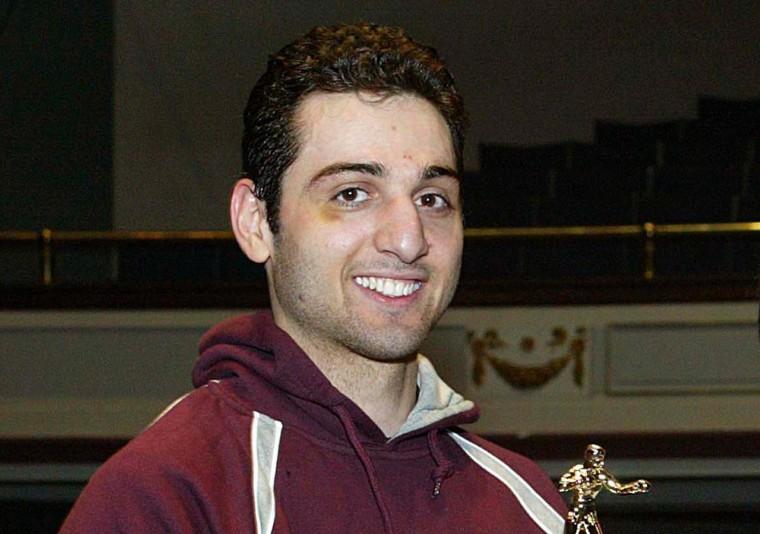 Image: Tamerlan Tsarnaev, a suspect in the Boston Marathon bombing