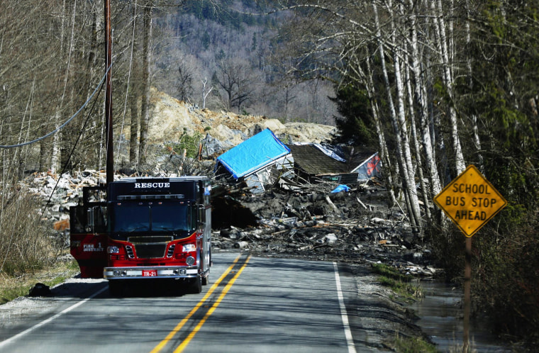 Rural Area Faces Months of Recovery After Mudslide