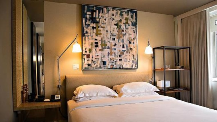 """Image:Park Hyatt Washington's """"Made in the USA"""" suite"""