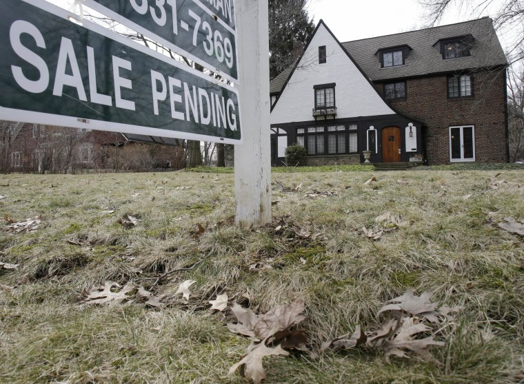 Single-family home prices rose slightly better than expected in January, a survey says.