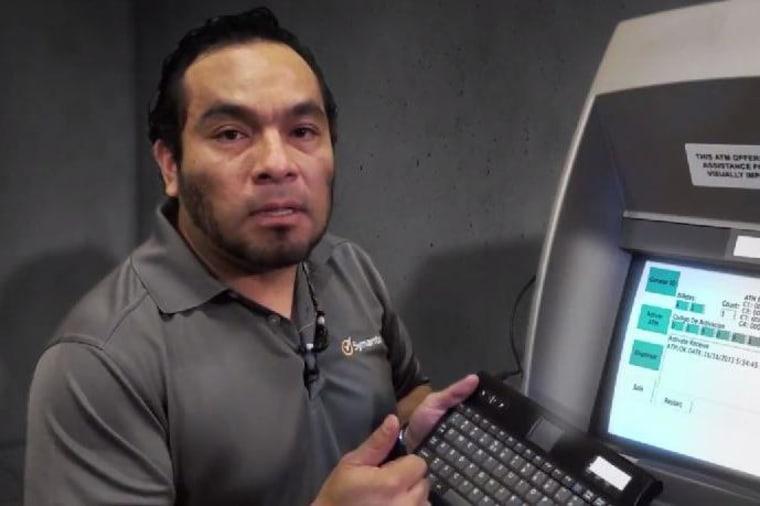Symantec ATM