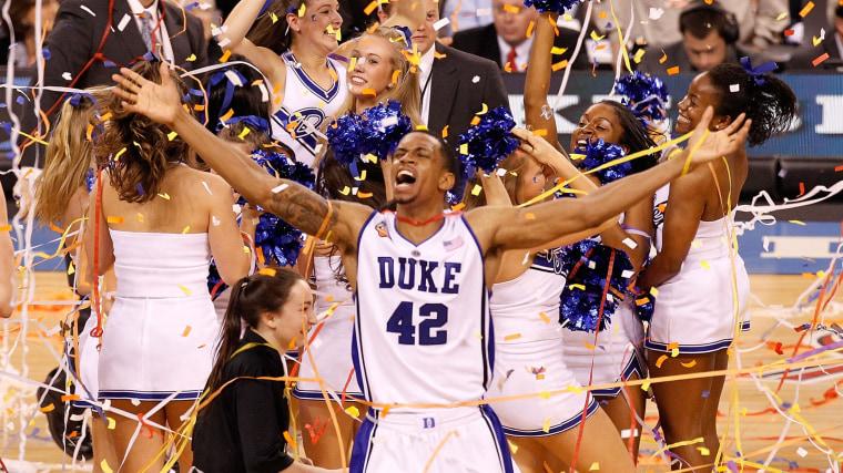 Image: NCAA Championship Game: Butler v Duke