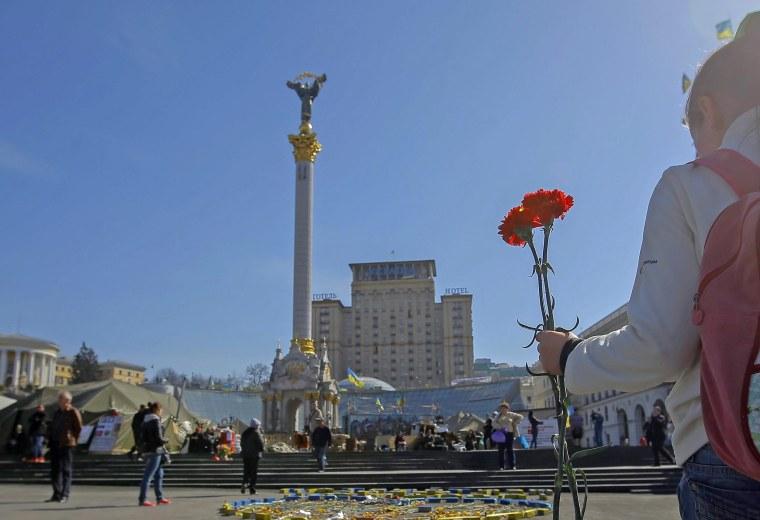 Image: Ukrainian girl