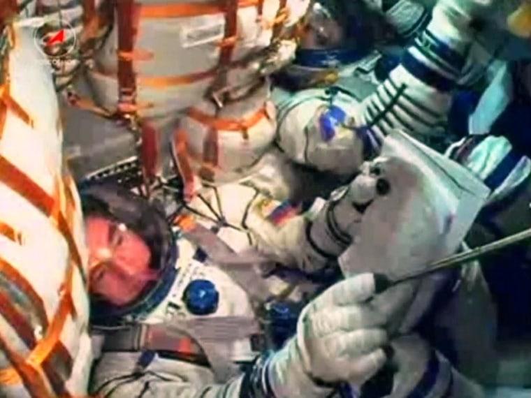 Image: Soyuz craft