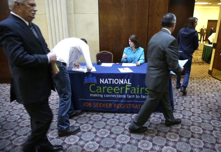 A growing number of Americans quitting the labor force are likely gone for good.