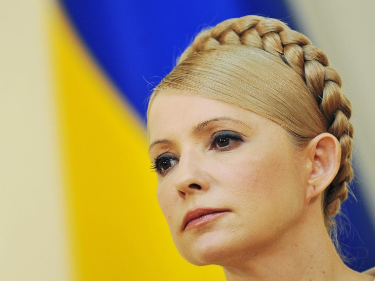 Image: UKRAINE-RUSSIA-POLITICS-CRISIS-TYMOSHENKO-FILES