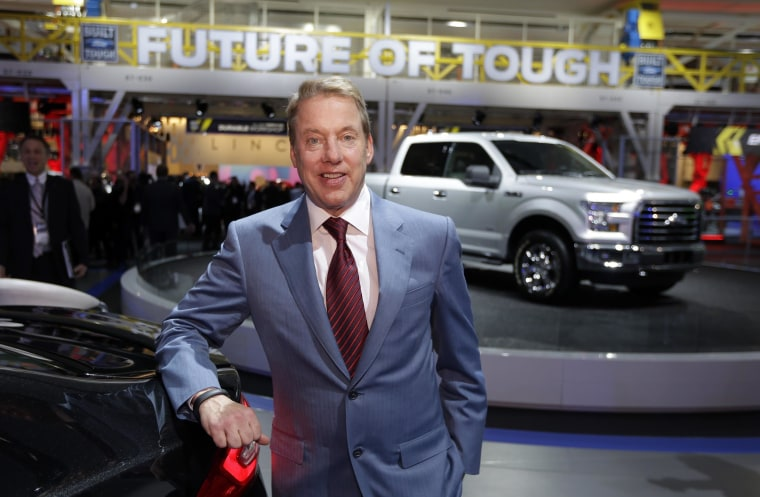 Ford chairman, Bill Ford, praised the UAW for helping save the automaker from bankuptcy