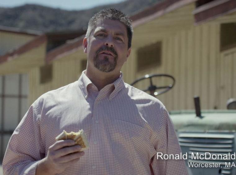 """Ronald McDonlads"" star in new Taco Bell breakfast ads"