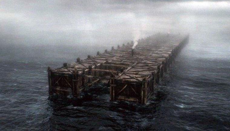 IMAGE: Ark in Noah movie