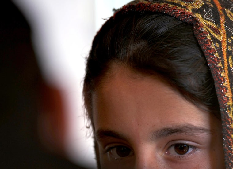 Girls 'Treated as Cattle': Child Brides Divide Pakistan