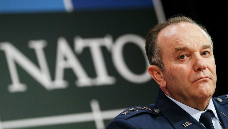 Image: 170th NATO Chiefs of Defence meeting