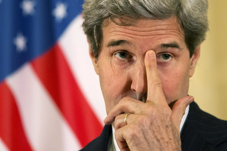 Image: U.S. Secretary of State John Kerry