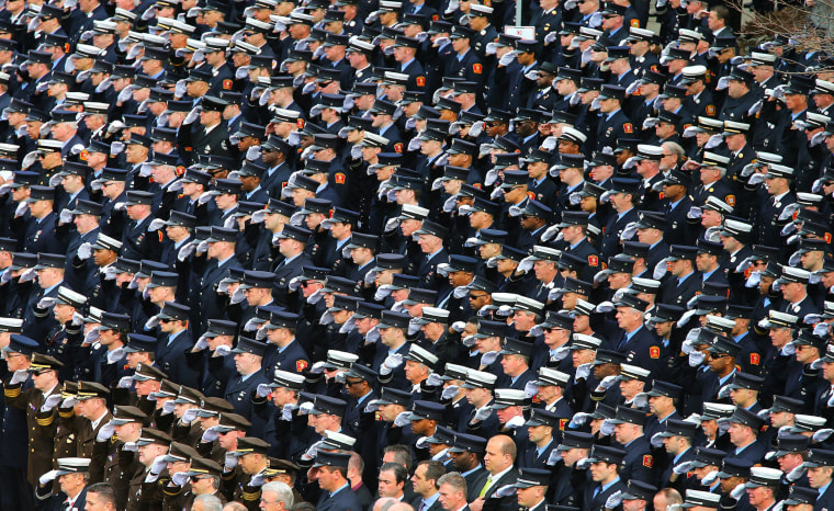 Funeral For Boston Fire Lt. Edward Walsh Jr.
