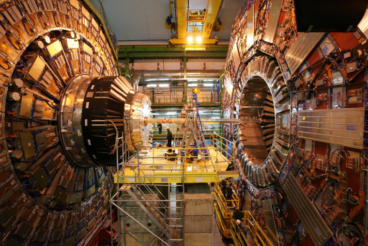 Weird 'Techni-Quarks' May Lurk Inside Higgs Boson Particle