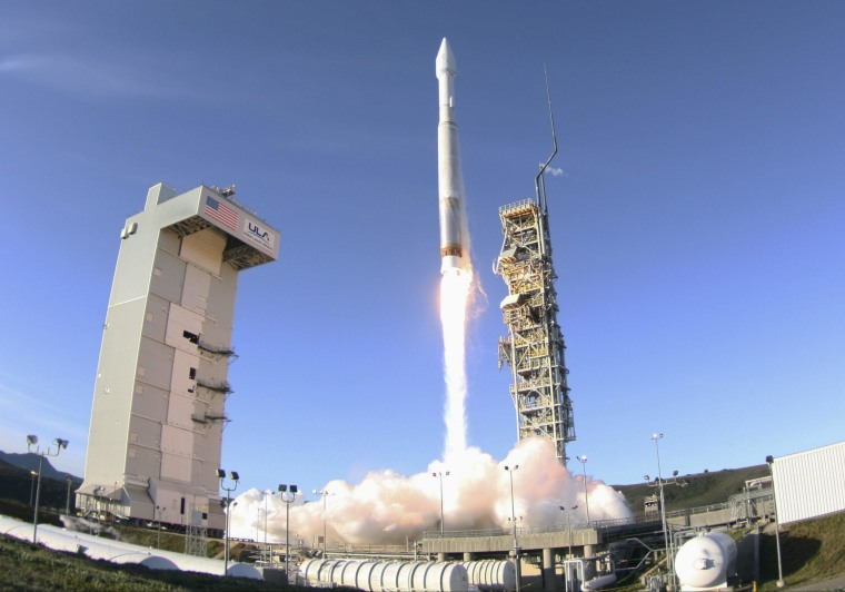 Image: Atlas 5 launch