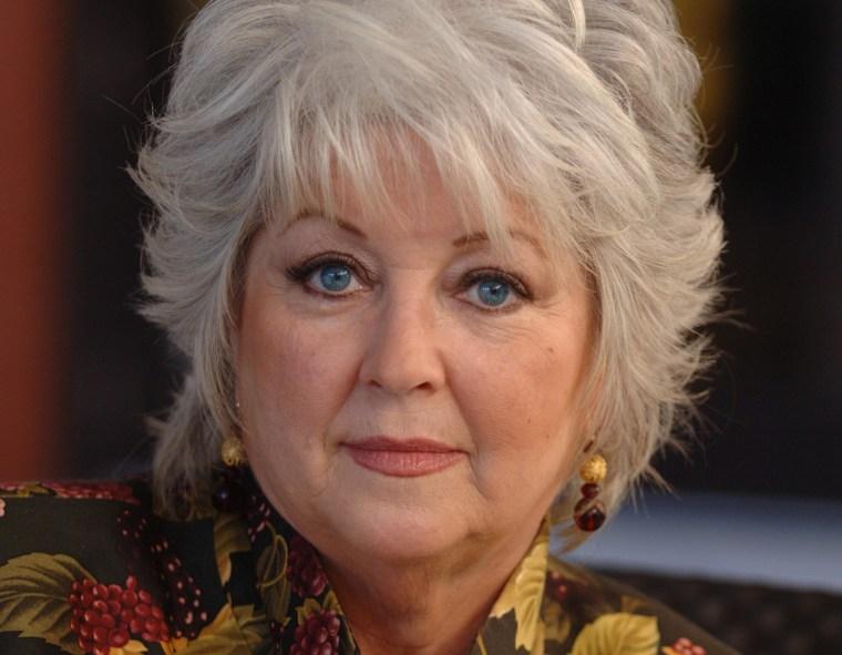Image: Celebrity cook Paula Deen