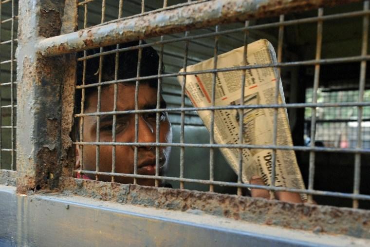Image: Kasim Bengali was sentenced to death on Friday