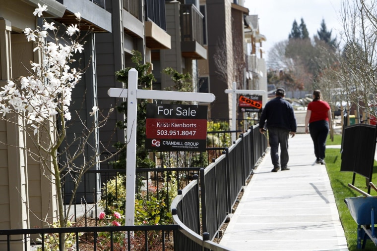 Potential buyers out trolling for their dream homes are finding little to look at and higher prices than they expected.