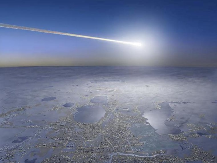 Blast Sensors Detect More Asteroid Strikes Than Expected