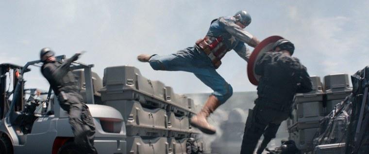 Image: Captain America
