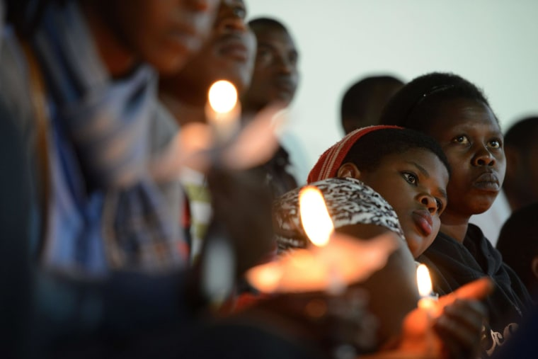 Image: RWANDA-GENOCIDE-ANNIVERSARY