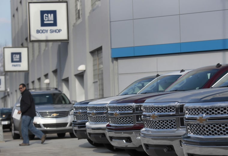 Owners of recalled GM cars have been notified to contact their dealers to get the fault fixed. But many will not.