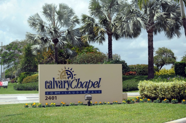 "Image: Pastor Of Florida Mega-Church Calvary Chapel Bob Coy Resigns Over ""Moral Failing"""
