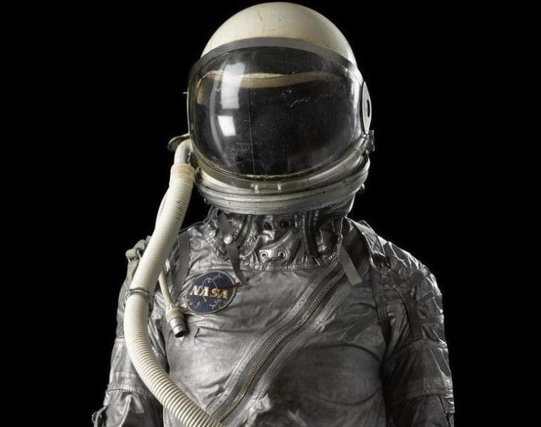 Image: Mercury spacesuit