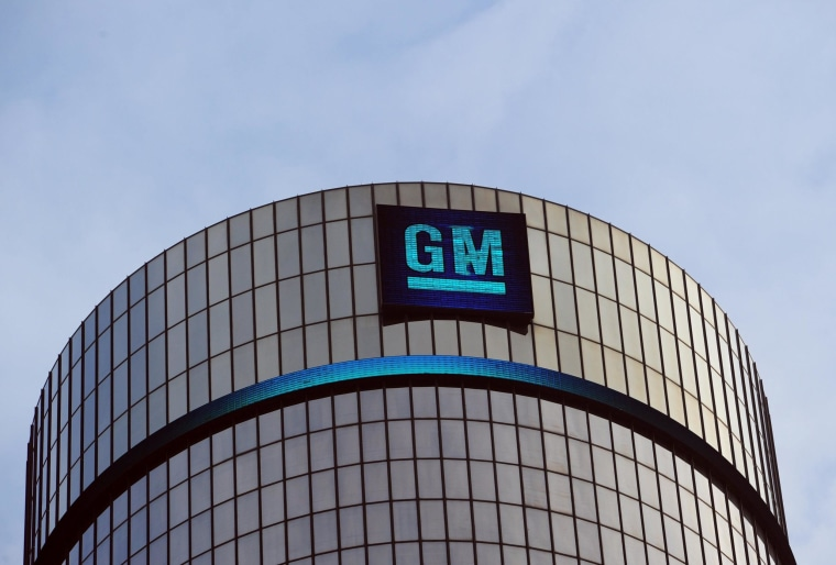 GM has placed two engineers on paid leave amid a probe over delays in a massive recall blamed for 13 deaths.