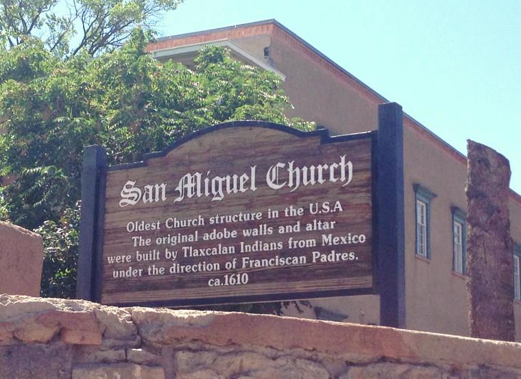 Image: San Miguel Mission