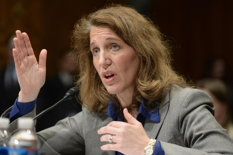 Image: Office of Management and Budget Director Sylvia Mathews Burwell