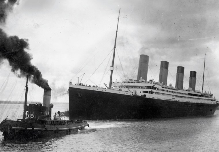 Iceberg Study Sinks Old Theories About the Titanic's Loss